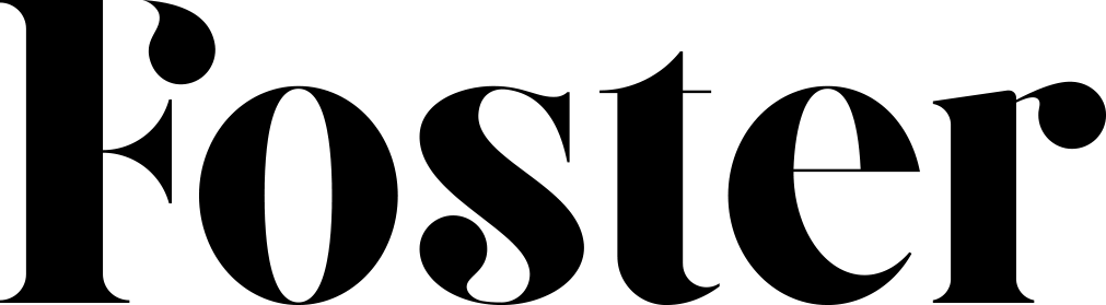 Foster Logo Black