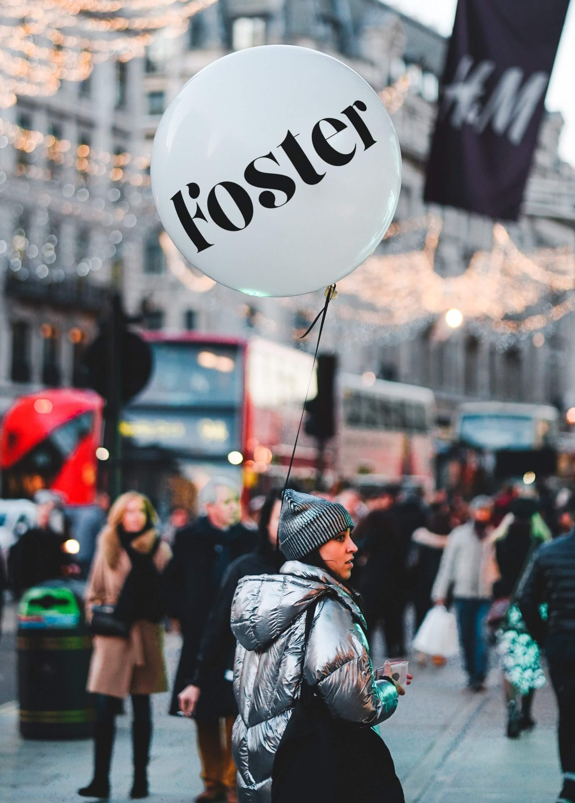 Foster London Balloon