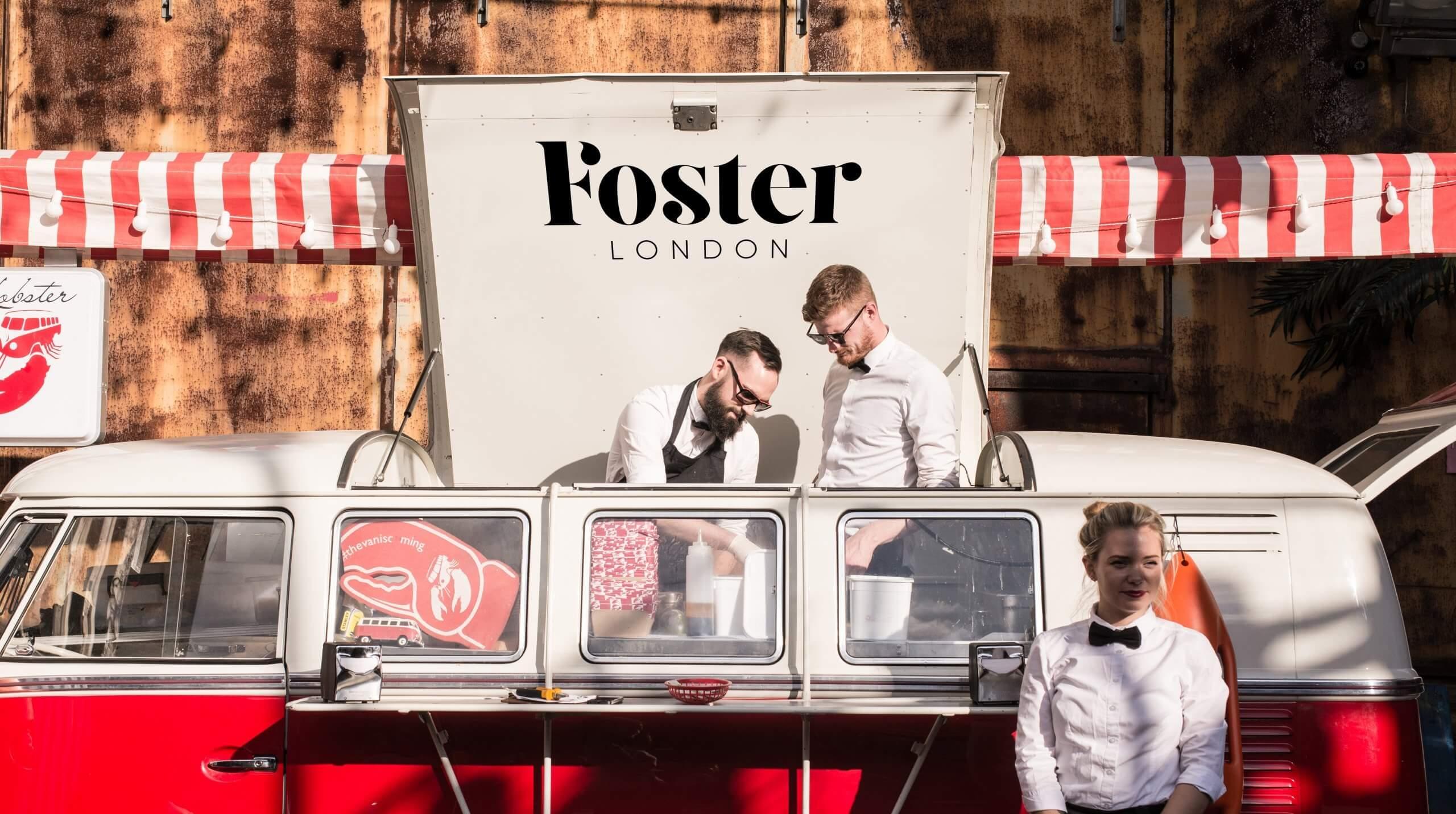 Foster London Van