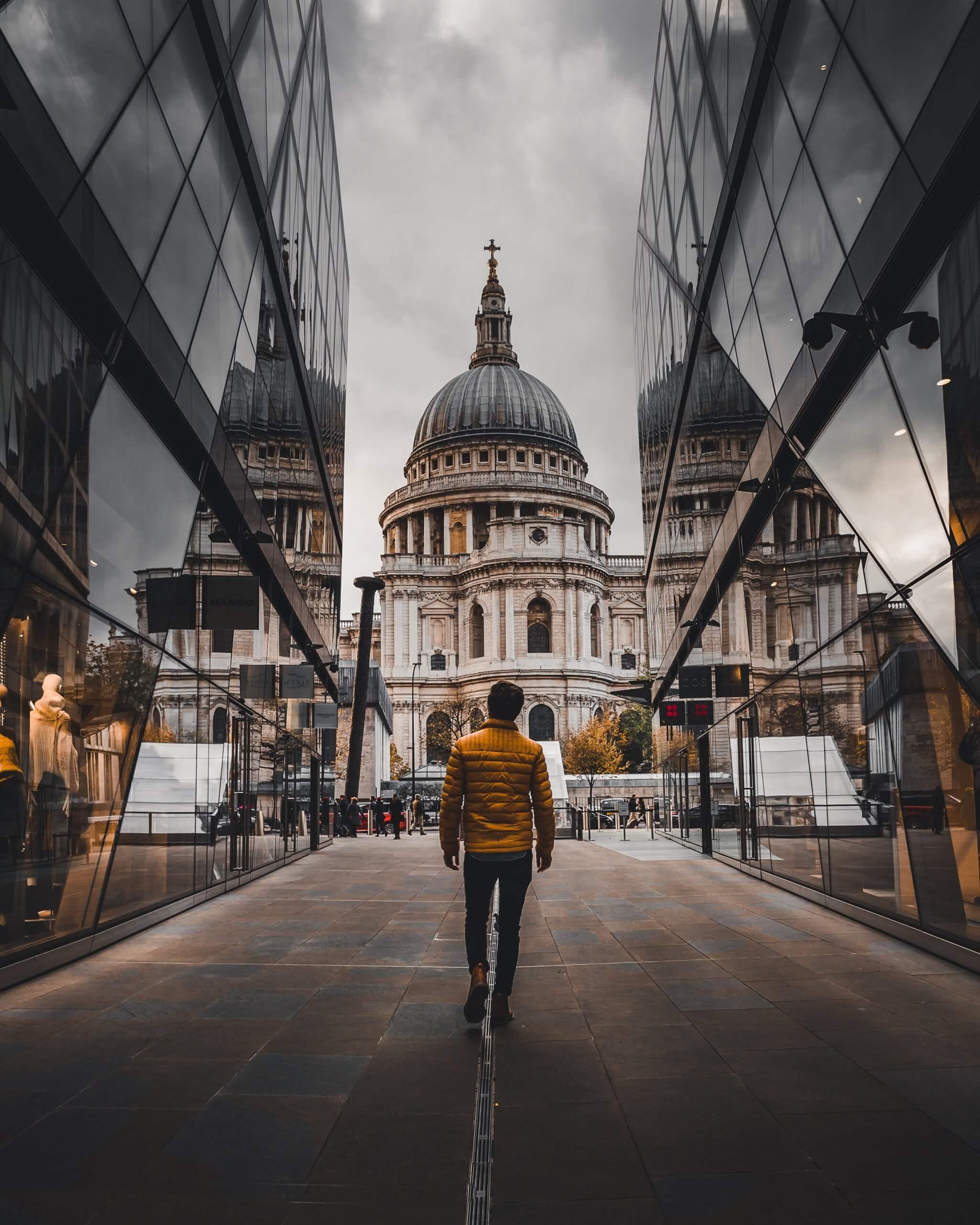 Gentleman in London