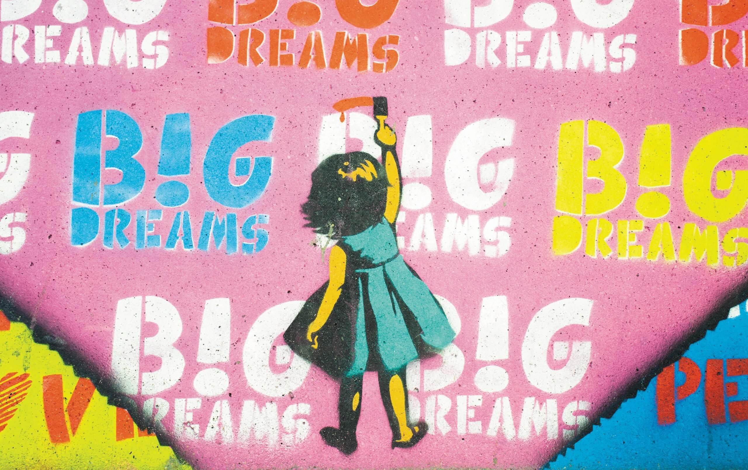 Big Dreams Wall Art